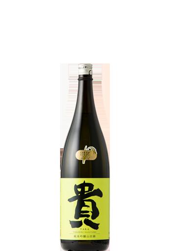 Taka Junmai Ginjō Yamadanishiki 50